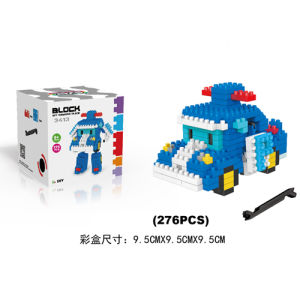 Educational Toys Building Block DIY Toys (H9918003) pictures & photos
