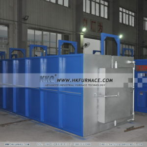 Continuous System Tunnel Ceramic Sintering Furnace pictures & photos