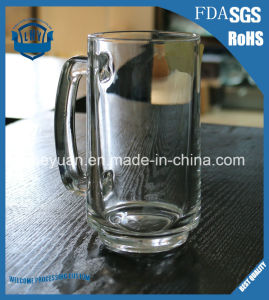 350ml Thick Transparent Beer Glass