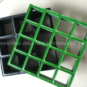 Chemical Resistance FRP Grating for The Industrial Platforms