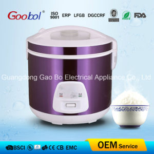 Special Stainless Steel Color Deluxe Rice Cooker pictures & photos