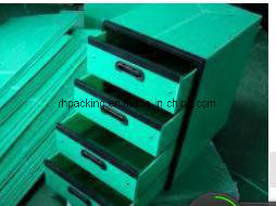 Little Size PP Packing Box with Printing/Plastic Store Content Box 3mm 4mm 5mm Blue Black Grey pictures & photos