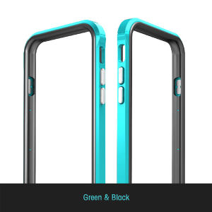 Shatter-Resistant Bumper Phone Case for iPhone 6 Plus