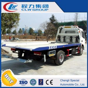 Dongfeng, JAC, Isuzu Flatbed Towing Wrecker pictures & photos