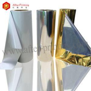 Gold/Silver/Colorful Metalized BOPP Thermal Laminating Film pictures & photos