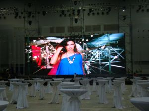 Outdoor Rental LED Display P3.91 Cabinet for LED Video Wall