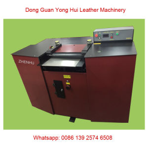Band Knife Automatic Feeding Leather Rubber Splitting Skiving Machine (S420C) pictures & photos