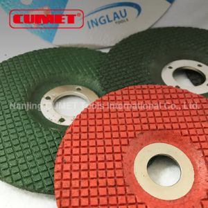 230*3.0*22.2mm Depressed Center Cutting Wheel pictures & photos