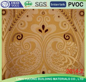 Beautiful Patterns Paperfaced Board for Ceiling pictures & photos