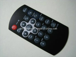 Silicone Rubber Keyboard for Remote Control pictures & photos