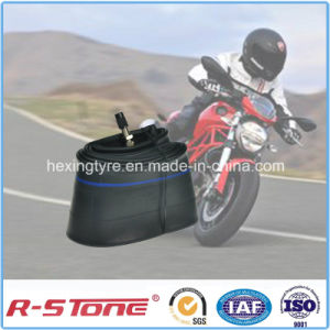 High Quality Natural Motorcycle Inner Tube3.25-18 pictures & photos