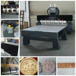 CNC1625 Carving Engraving Wood CNC Router Machine with Good Price pictures & photos
