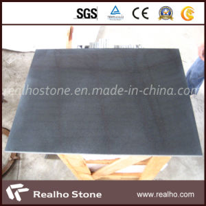 Honed Hainan Black Stone Basalt