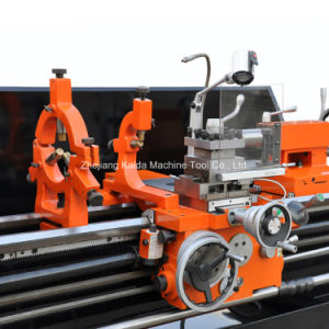 Metal Gap Bed Harden Manual Engine Lathe Machine C6250A pictures & photos