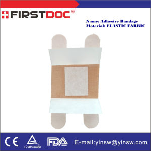 Medical Band Aid H Shape Medical Adhesive Plaster Firstdoc pictures & photos