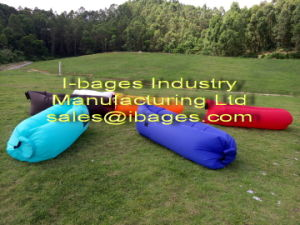 No MOQ Inflatable Beach Air Sofa Campaning (A0093)