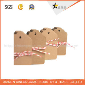 High Quality Factory Price OEM Paper Hang Tag pictures & photos