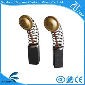Carbon Brush for Juicer and Soya-Bean Milk Machine pictures & photos