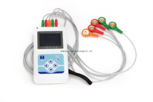 Factory Price Ce Approved 3-Channel 24-Hour Holter (Cardioscope CS-3CL) -Fanny pictures & photos
