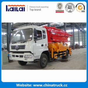 Dongfeng Brand 32m Truck-Mounted Concrete Pump Truck pictures & photos