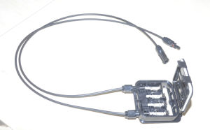 4 Strings Solar Junction Box -Jb4 for Solar Power System pictures & photos