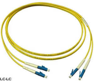 LC-LC Fiber Optic Patch Cord pictures & photos