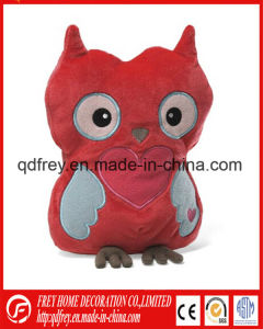 Hot Sale Plush Owl Toy Cushon for Baby Gift pictures & photos