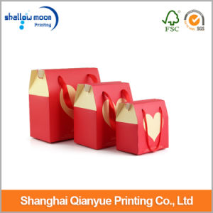 Wholesale Wedding Candy Red Paper Packing Box (AZ122813)
