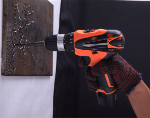 Low Cost 10.8V 1300mAh Li-ion Drill (HD1902) pictures & photos