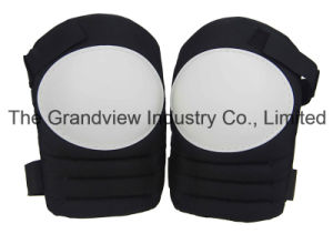 Comfortable PE Foam Knee Pad with TPR Cap for Workwear (QH3036)