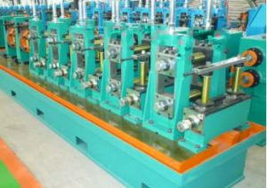 High Frequency Straight Welded Pipe Production Line ERW89