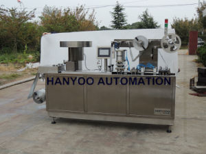 Dpp-150e Automatic Alu Alu Blister Packaging Machine pictures & photos