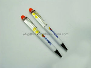 High Quality Liquid Filled 3D Floater Pen