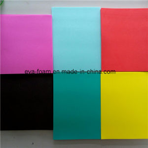 Factory Wholesale High Quality Any Color Rubber EVA Foam Sheets