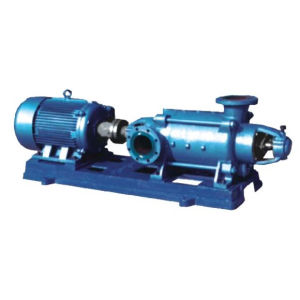 D Series Factory Supply Multi-Stage Centrifugal Pump pictures & photos