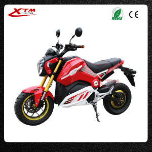 2016 New Street Racing Sports Electric Motorcycle with Pedals