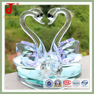 Crystal Glass Swan Gifts for Newlyweds (JD-CG-207) pictures & photos