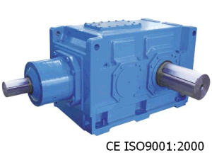 H Series Speed Reducer Helical Gearbox Speed Reduction Gearbox