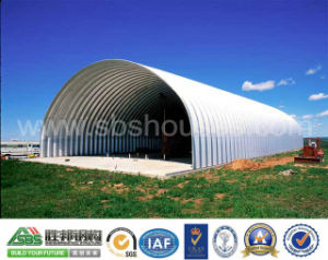 Short Construction Period for Steel Structure Farm Storage Building