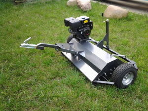 China Atv Flail Mower With 13hp Electric Engine