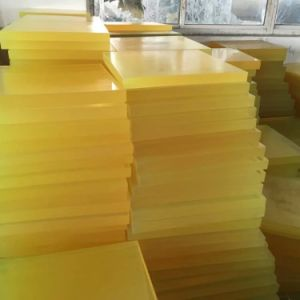 Polyurethane Sheet, PU Sheet, Polyurethane Sheeting, PU Sheeting with All Kinds of Color pictures & photos