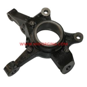 High Quality Forging Steering Knuckle for Vehicle pictures & photos