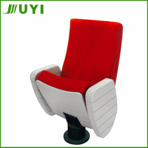 Jy-909 Folding Cover Fabric Cinema Seat Used Theater Chair pictures & photos