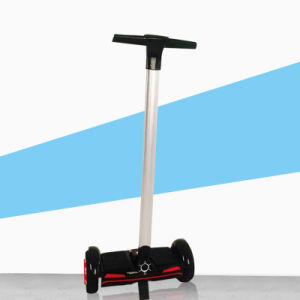 "10"" Tire Electric Self Balancing Hoverboard Scooter with Handlebar"