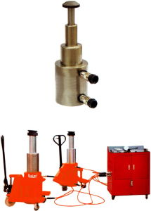 Double Acting Multi-Joints Hydraulic Jack Hydraulic Return Oil Jack Bottle Jack Industrial Jack pictures & photos