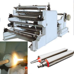 Coating System Equipment Rewinding Roll Surface Repair Machine