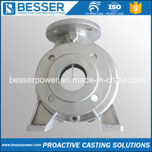 Besserpower with High Quality Stainless Steel Ball Valve Casting