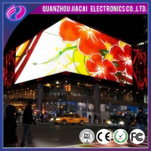 Outdoor Advertising Full Color Big Screen P10 LED Display Module pictures & photos