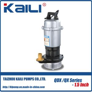 QDX QX Electric Submersible pump with High Quality(QDX10-16-0.75) pictures & photos