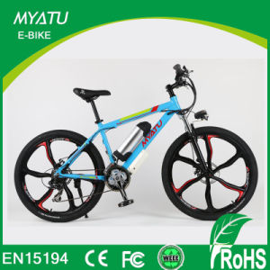 Good Selling MTB E Bike with 36V 13.6ah Lithium Batery Downtube Style pictures & photos
